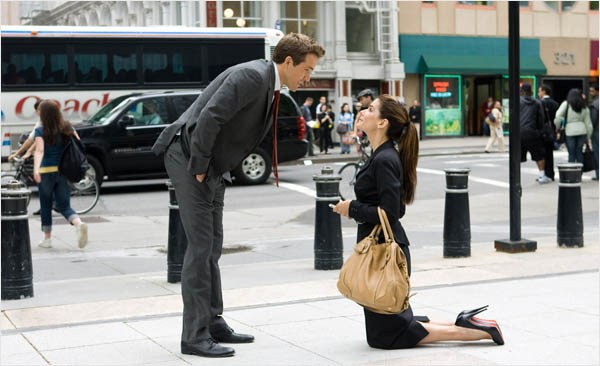 "Scene from ""The Proposal"""
